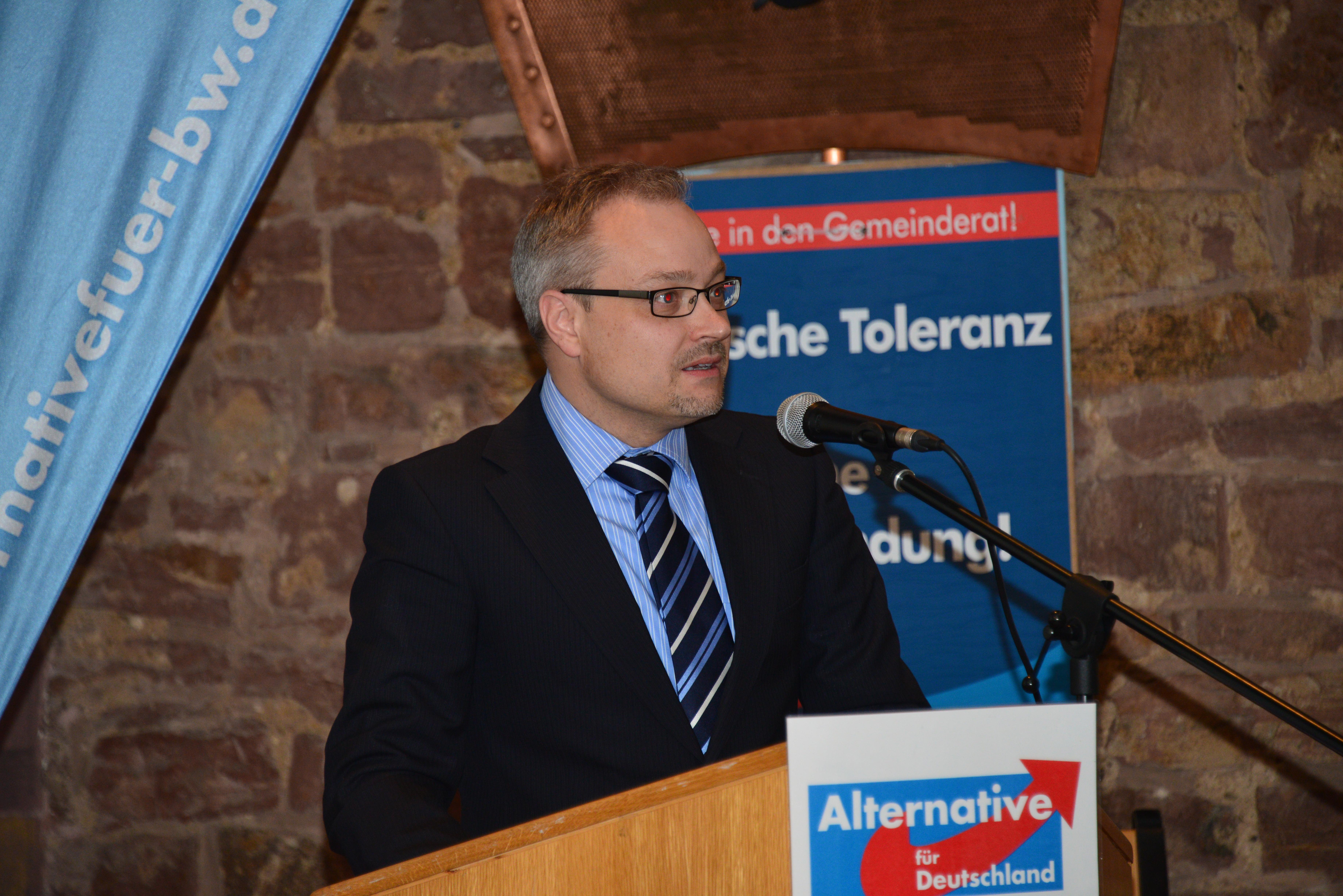 Marc Bernhard, Stadtrat