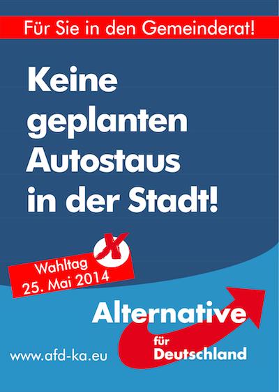 Plakat 6 Autostaus